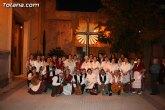 Mañana martes 3 de mayo, día de la Cruz, el Coro Santa Cecilia cantará Los Mayos