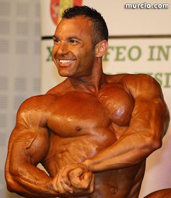 Totana acogió el X Trofeo Interterritorial Costa Cálida de Fisicoculturismo y Fitness 2011, Foto 1