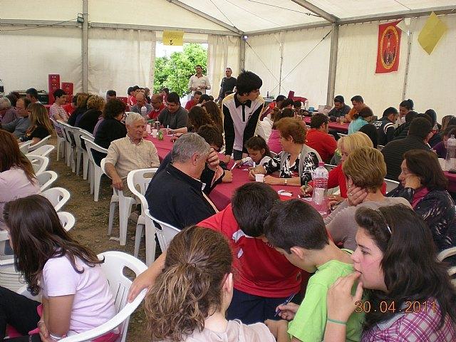 La Hdad. de Jesús en el Calvario y Santa Cena realizó su tradicional jornada de convivencia tras la Semana Santa, Foto 1