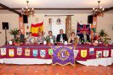 Celebrada la cena anual del Club Lions Bahía de Mazarrón