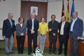 Los premiados del XI Alfonso Mart�nez-Mena recogen sus galardones en un emotivo acto celebrado en el sal�n de Plenos