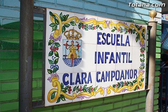 Todas las solicitudes de plazas para las tres Escuelas Infantiles de Totana han sido admitidas, Foto 1