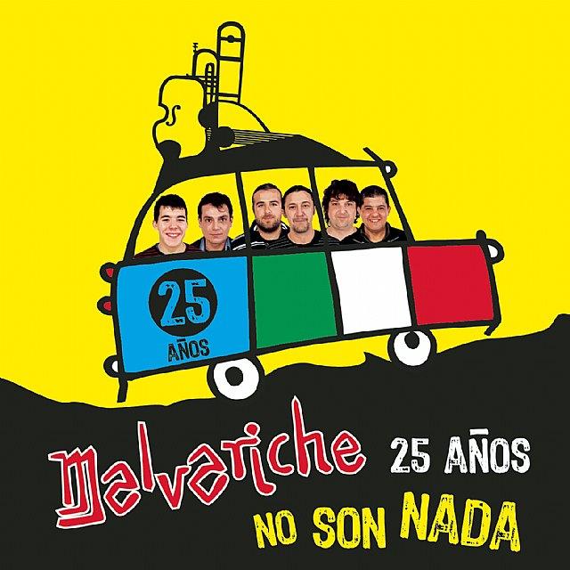 Malvariche presenta su nuevo disco en la fiesta de los mayos, en Alhama de murcia, Foto 2