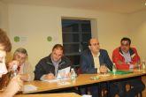 La candidatura de IU-Verdes y la Directiva de CEBAG mantuvieron una reunión para explicar y asumir propuestas del Programa Electoral - 1