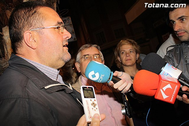 Izquierda Unida-Verdes dice que esta campaña electoral debe servir a todas las fuerzas políticas para gestionar un gran acuerdo municipal, Foto 1