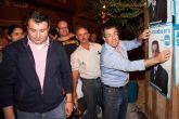 El Partido Popular de Mazarrón arranca la campaña electoral con fuerza