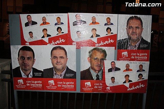 Los candidatos y candidatas de IU-Verdes recorrerán calle a calle de Totana, explicando su programa, Foto 1