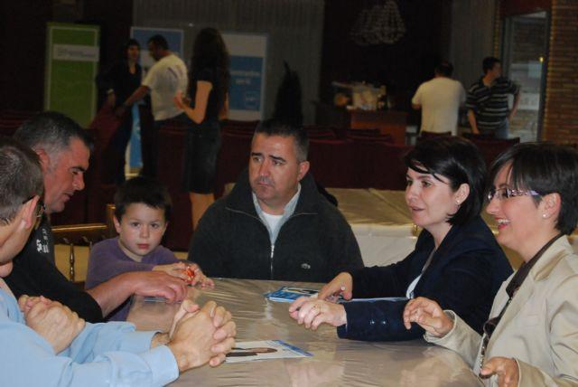 La candidata del PP se reúne con los alcaldes pedáneos de las diputaciones del norte del municipio, Foto 3