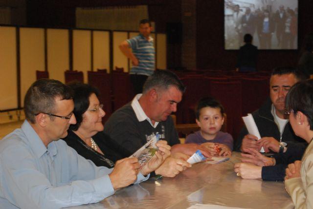 La candidata del PP se reúne con los alcaldes pedáneos de las diputaciones del norte del municipio, Foto 1