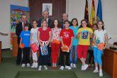 Los niños del municipio participan en un concurso sobre Riesgos Laborales