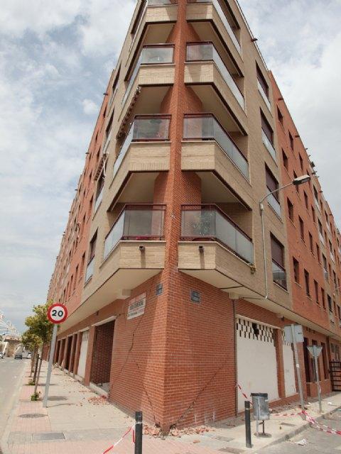 Parte (13:30 horas) Aumenta a nueve el número de fallecidos tras los terremotos de Lorca, Foto 1