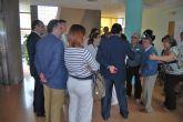 La residencia Virgen del Rosario mantiene acogidos a los ancianos que fueron desalojados en Lorca tras el terremoto