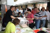 La participación en las elecciones municipales y autonómicas en la localidad de Totana asciende al 43,72 por ciento, a las 14:00 horas