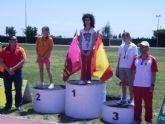 Totana participa en la final regional de atletismo escolar por equipos del campeonato de promoción deportiva de la Región de Murcia