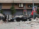 Agentes de la Policía Local prestarán servicio de forma desinteresada y altruista en la ciudad de Lorca del 30 de mayo al 5 de junio tras el seísmo