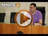 El alcalde lanza un mensaje de apoyo a los agricultores y defiende la calidad de los productos totaneros