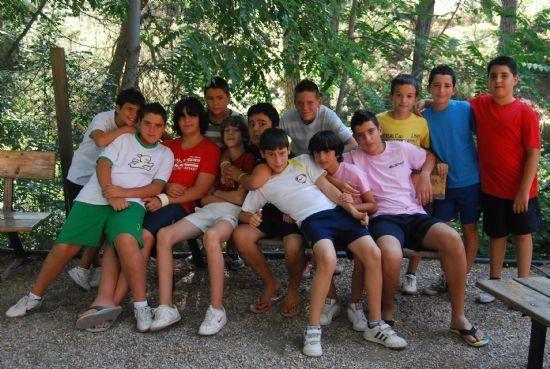 La concejalía de Juventud abre mañana, 2 de junio, el plazo de la primera actividad del Verano Joven, campamentos Aulas de Naturaleza, Foto 1