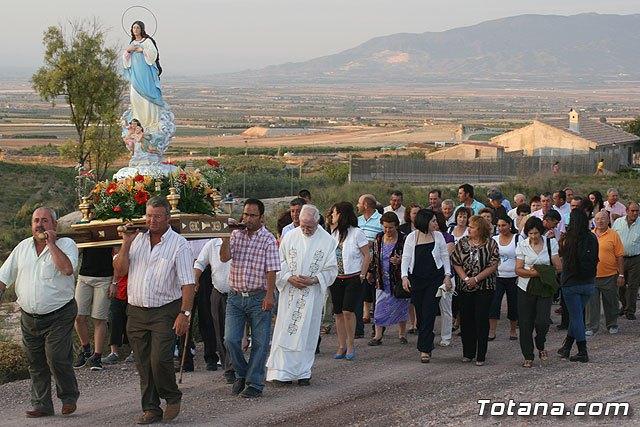 Este fin de semana se celebran las fiestas de la Ermita de la Araña, en la pedanía de Raiguero, en honor a la Purísima, Foto 1