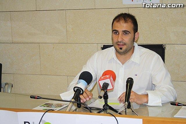 Presentan la publicación del Plan Municipal de Juventud (2011-2014), Foto 3