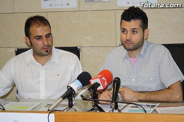 Presentan la publicación del Plan Municipal de Juventud (2011-2014), Foto 4