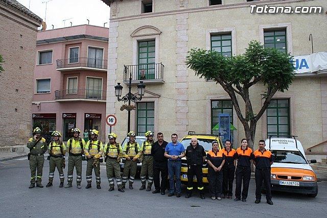 Arranca la vigilancia forestal de Sierra Espuña para luchar contra los incendios forestales durante los meses estivales hasta final de septiembre, Foto 1
