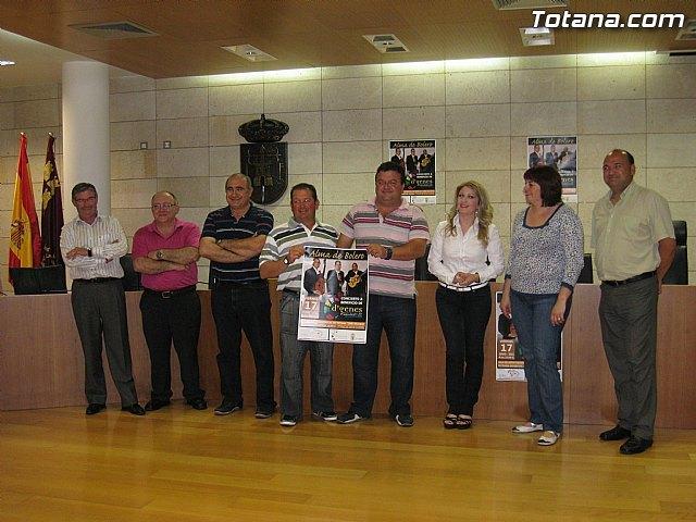 """El vienes 17 de junio se celebra el concierto de """"Alma de Bolero"""", Foto 1"""