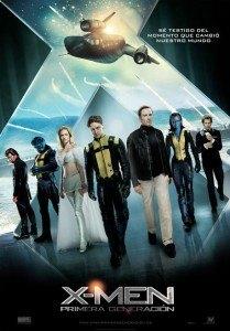 La programación del cine continúa este fin de semana con la proyección de X Men, primera generación, Foto 1