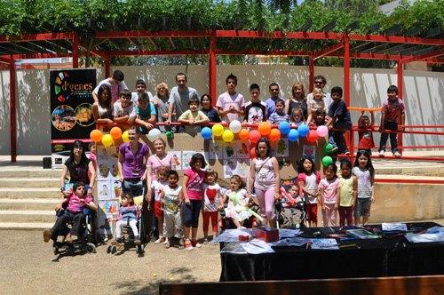 Éxito en la jornada de clausura del programa de respiro de la asociación D'Genes, Foto 1