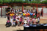 Éxito en la jornada de clausura del programa de respiro de la asociación D'Genes