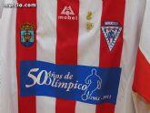 El estadio municipal Juan Cayuela acoge el próximo 9 de junio un triangular a beneficio de los damnificados de Lorca - 4