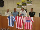 El estadio municipal Juan Cayuela acoge el próximo 9 de junio un triangular a beneficio de los damnificados de Lorca - 7