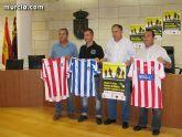 El estadio municipal Juan Cayuela acoge el próximo 9 de junio un triangular a beneficio de los damnificados de Lorca - 10