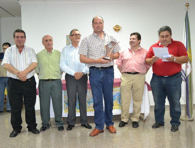 El Maestro Fide Carlos Tudela Corbalán, del C. A. Totana, brillante campeón regional de ajedrez, Foto 2