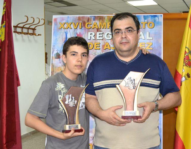 El Maestro Fide Carlos Tudela Corbalán, del C. A. Totana, brillante campeón regional de ajedrez, Foto 3