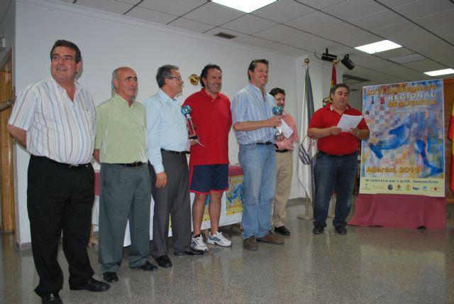El Maestro Fide Carlos Tudela Corbalán, del C. A. Totana, brillante campeón regional de ajedrez, Foto 4