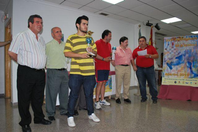 El Maestro Fide Carlos Tudela Corbalán, del C. A. Totana, brillante campeón regional de ajedrez, Foto 5
