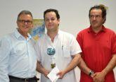 El Maestro Fide Carlos Tudela Corbalán, del C. A. Totana, brillante campeón regional de ajedrez
