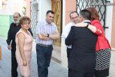 Autoridades municipales asisten a la celebración del primer aniversario de ADIPSAI - 14
