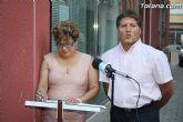 Autoridades municipales asisten a la celebración del primer aniversario de ADIPSAI - 18