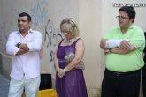 Autoridades municipales asisten a la celebración del primer aniversario de ADIPSAI - 19