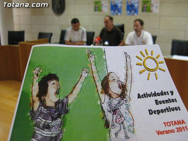 La concejalía de Deportes presenta un refrescante programa de actividades del verano para niños, jóvenes y adultos, Foto 2