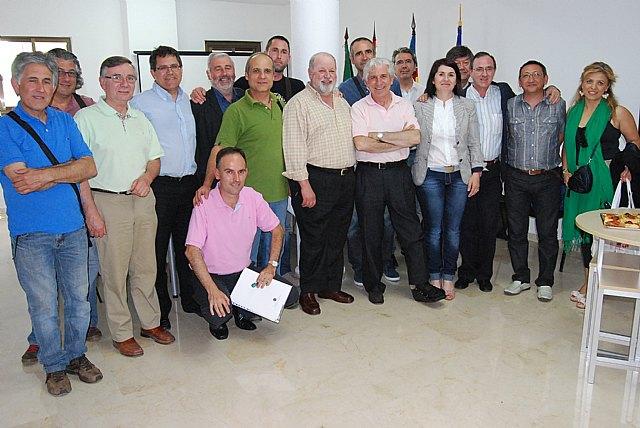 Totana reitera su compromiso con el sector artesano trabajando a través de la Asociación Española de Ciudades de la Cerámica, Foto 1