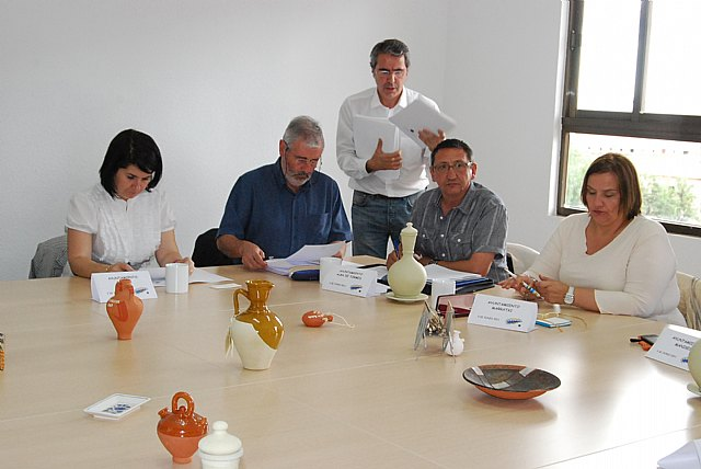 Totana reitera su compromiso con el sector artesano trabajando a través de la Asociación Española de Ciudades de la Cerámica, Foto 3