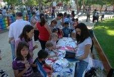 Cientos de personas participaron el sábado en la Fiesta de la Escuela Pública, Foto 2