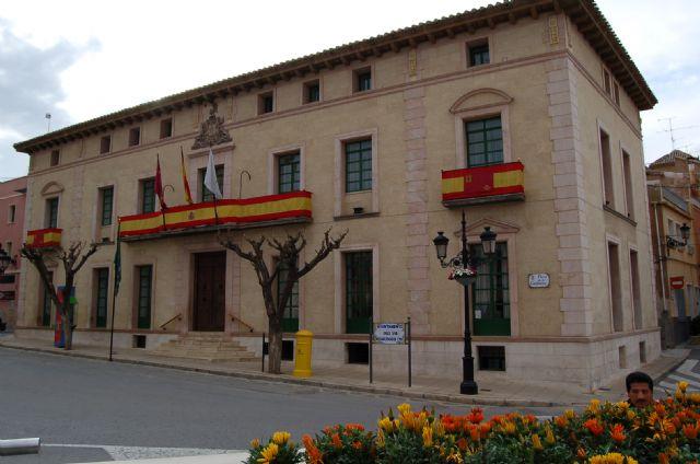 La sesión constitutiva del Ayuntamiento de Totana tendrá lugar el próximo sábado 11 de junio a las 11:00 horas en la Sala de Artes Escénicas, Foto 1