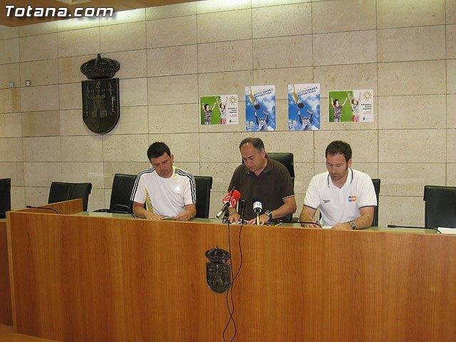 Deportes y Clubes Deportivos organizan un elenco de más de 40 actividades deportivas que se desarrollarán durante los meses de verano, Foto 1