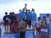 Buenos resultados de los escolares totaneros que han participado en la final regional de acuatlón de deporte escolar celebrada en Águilas