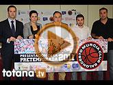 El Club Baloncesto Murcia realizará su stage de pretemporada en Totana del 28 de agosto al 4 de septiembre