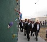 La Comunidad ampl�a las instalaciones y equipamientos de IndustriAlhama con nuevos servicios para mejorar la actividad empresarial
