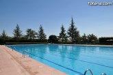 Mañana jueves, Día de la Región, se abrirán las piscinas del polideportivo municipal 6 de Diciembre